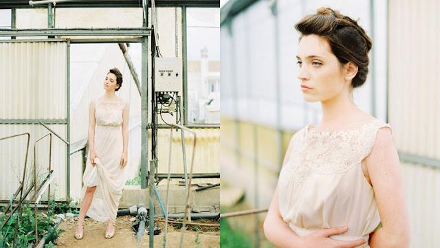 L'Arca - Belle Allure - vestidos de novia - Blog de Bodas