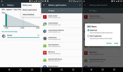 Rahasia Android Marshmallow