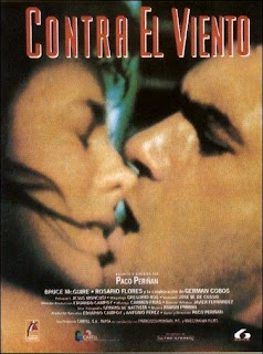 Contra el viento (1990) Drama erotico de Paco Periñán