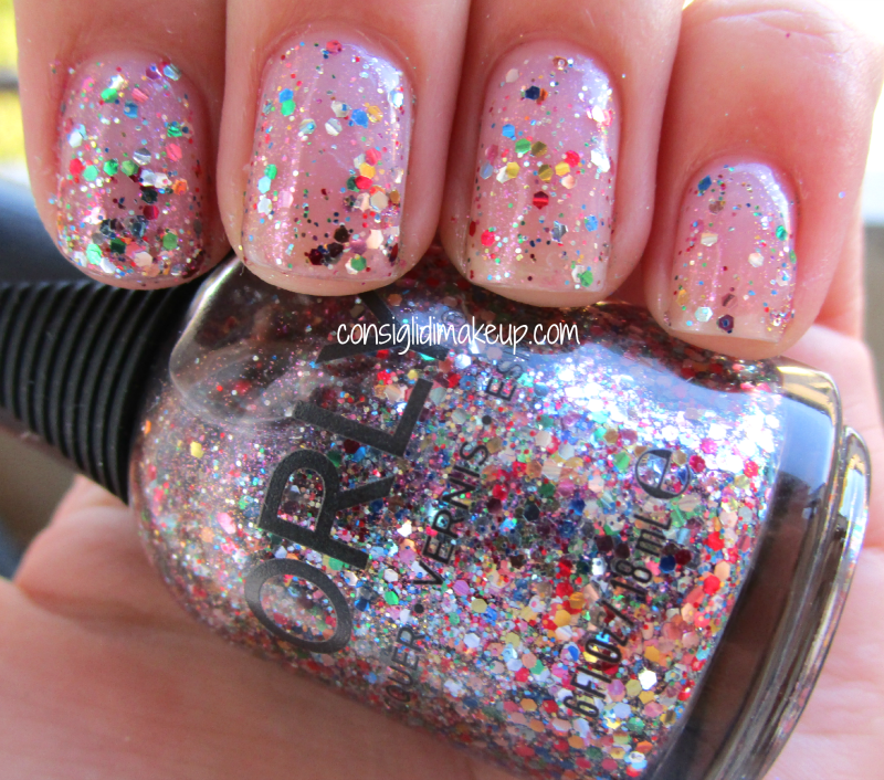glitterbomb orly sparkle