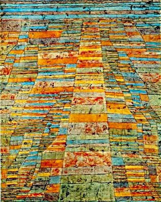 Carreteres i Camins (Paul Klee)