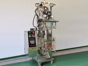 back seal packaging machine for chinese herbs Halbautomatische Verpackungsmaschinen fuer Pharma