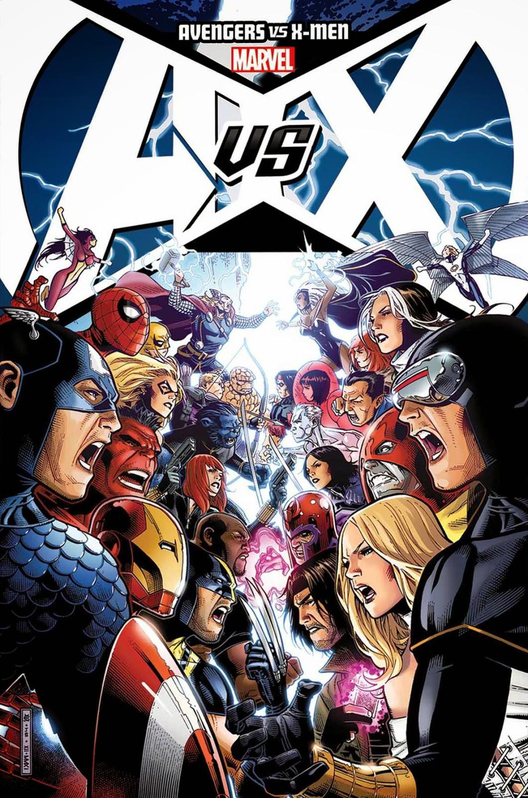 Avengers Vs. X-Men | Comics | Comics Dune