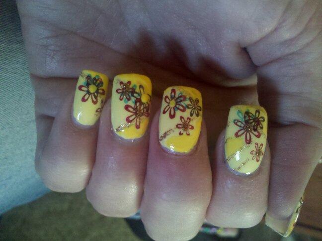 Christmas Nail Art Designs -13