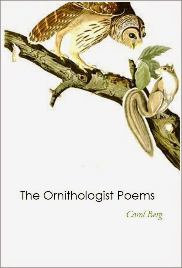 My Chapbook The Ornithologist Poems