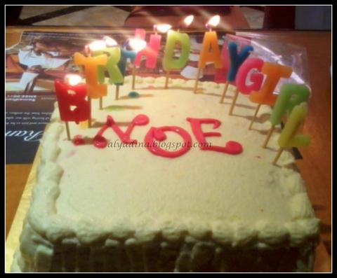 Selamat Hari Jadi Kek
