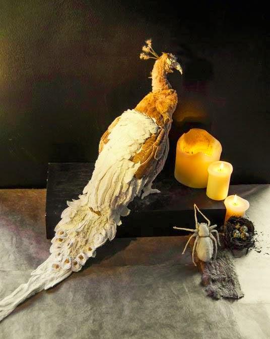 Τέχνη από ύφασμα, κατασκευές με ύφασμα, ζώα με ύφασμα, πουλιά με ύφασμα, γλυπτά με ύφασμα