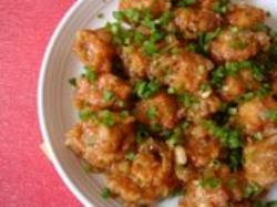 Chinese Chicken Balls