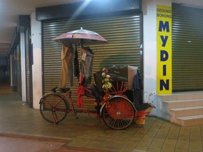 велосипед для катания туристов