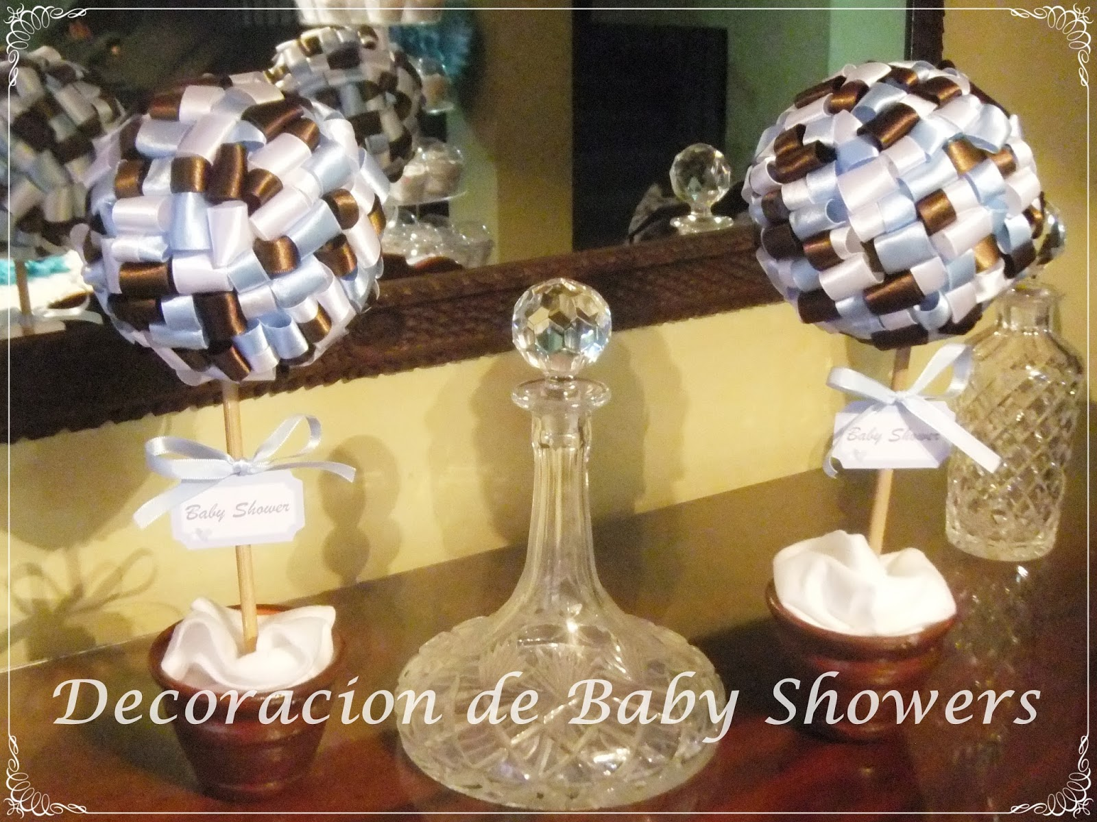 Decoracion de Baby Shower