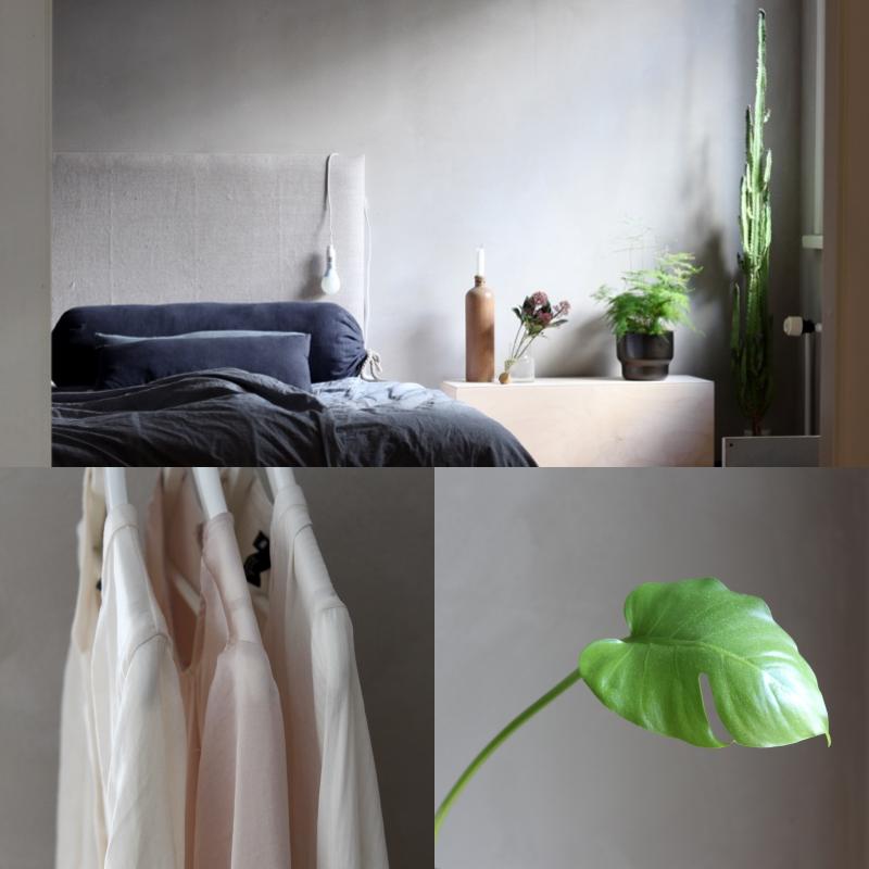 kuvia makuuhuoneesta