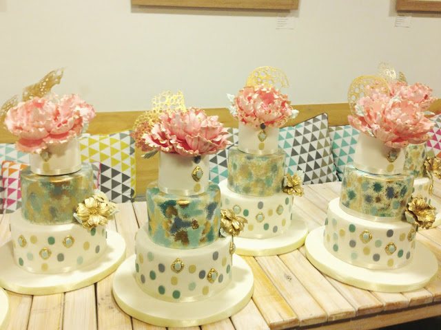 Cursos tartas de boda