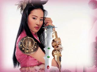 Crystal Liu Yi Fei (劉亦菲) Wallpaper HD 60