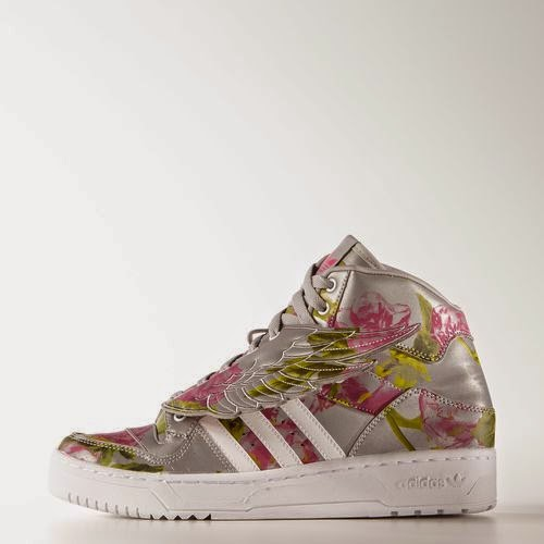 Adidas Floral Wings Sneakers