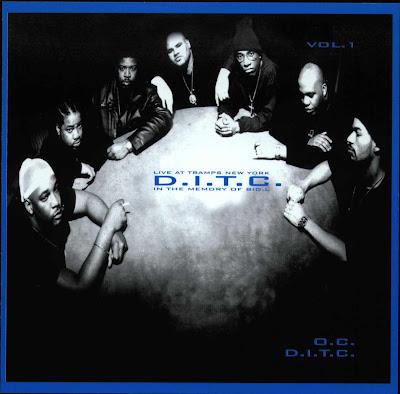 D.I.T.C. – Live At Tramps NY, Vol. 1 (CD) (2000) (320 kbps)