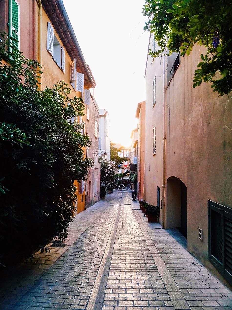 Les dernieres lueurs Saint Tropez