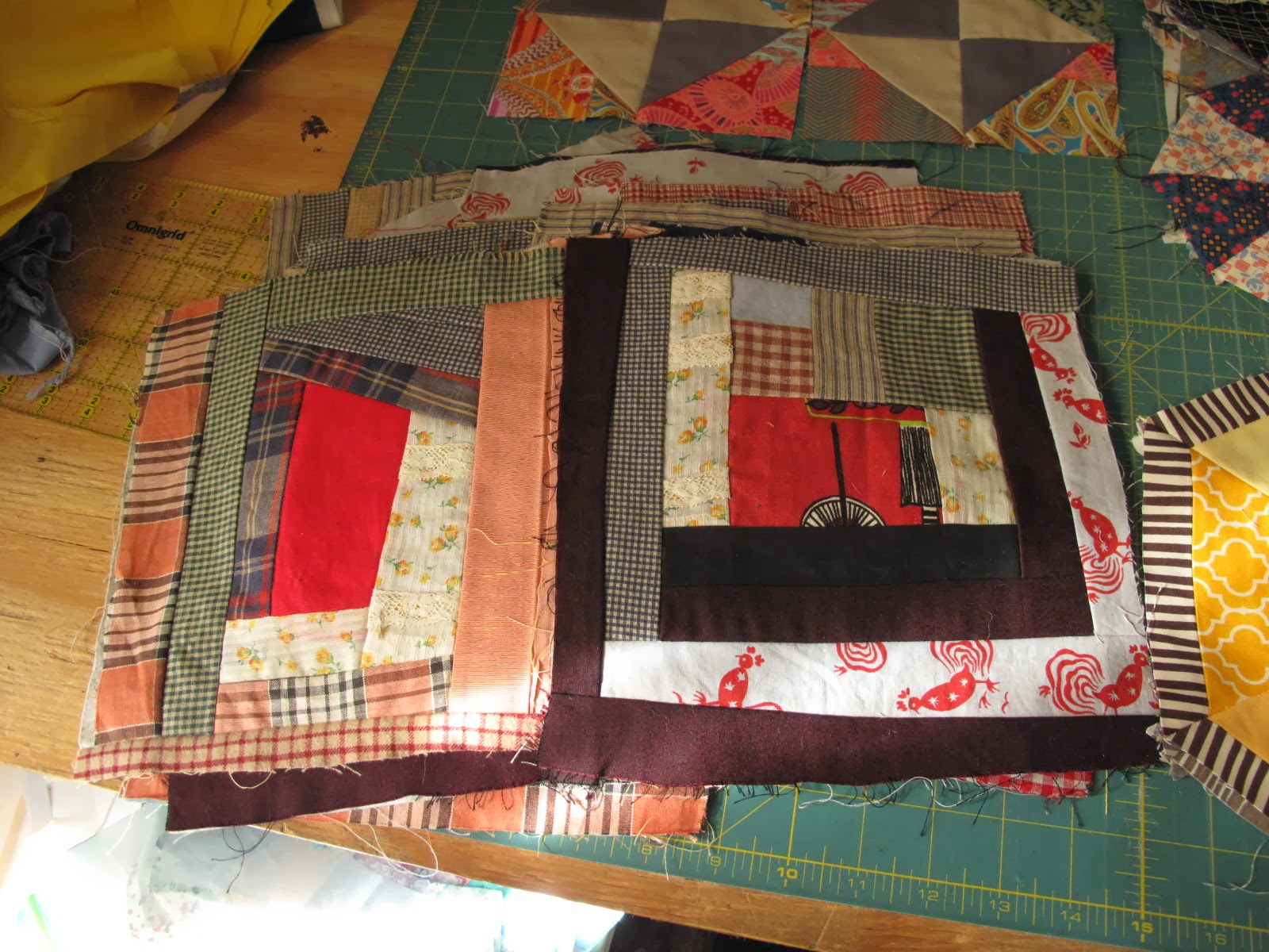 Quilt Guild Swap Ideas : Saturday Series: Holiday Gift Ideas from Orphan Blocks Minneapolis Modern Quilt Guild