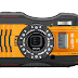 PENTAX WG-5 GPS kan tegen stootje