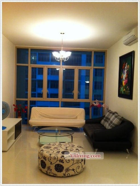 Apartment for rent at The Vista An Phu