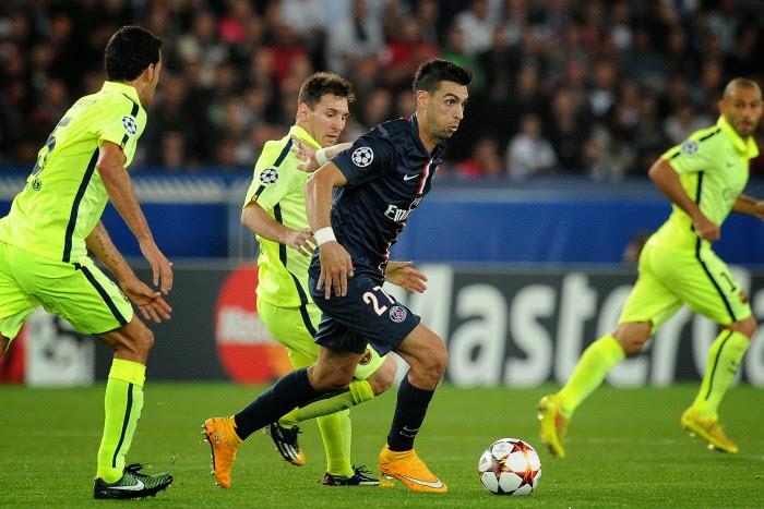 PRONOSTIC PARIS SAINT GERMAIN  - FC BARCELONE