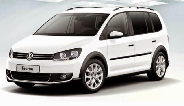 2016 VW Touran Specs
