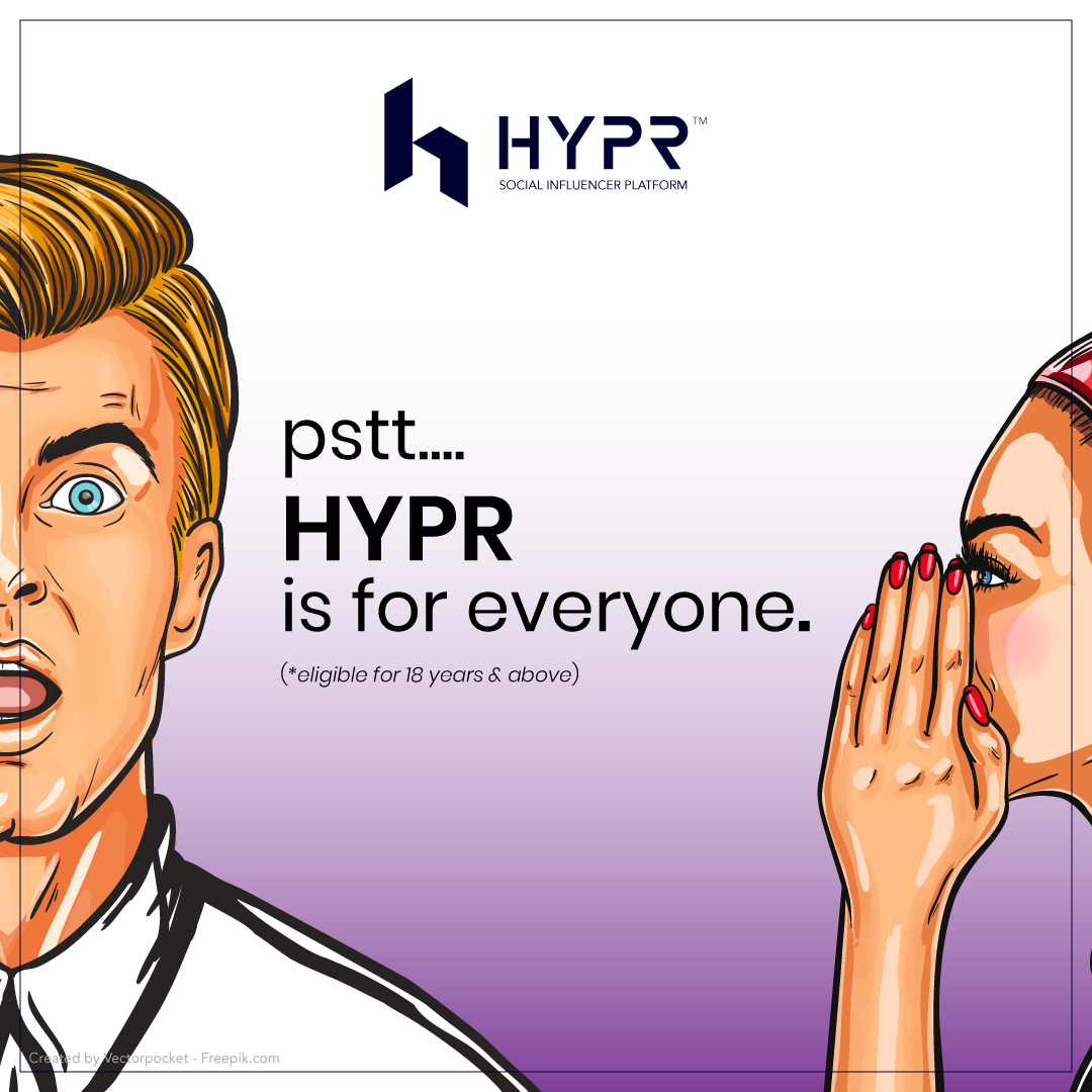 Sign Up HYPR Now