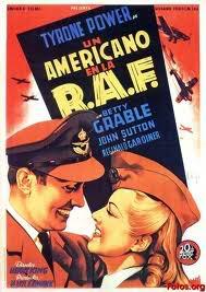 Un americano en la R.A.F. (1941) Descargar y ver Online Gratis
