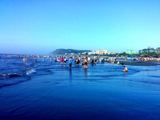 The Beautiful Beaches in Thanh Hoa Province