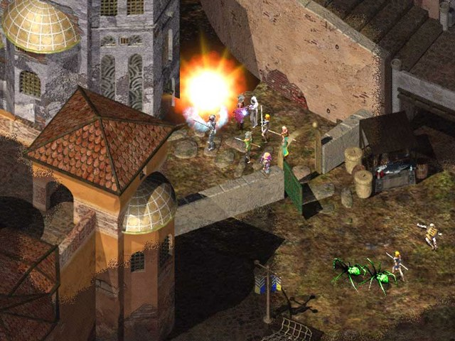 Capturas Baldurs Gate Trilogy PC Full Español Descargar Saga Completa [1998 - 2001] DVD5