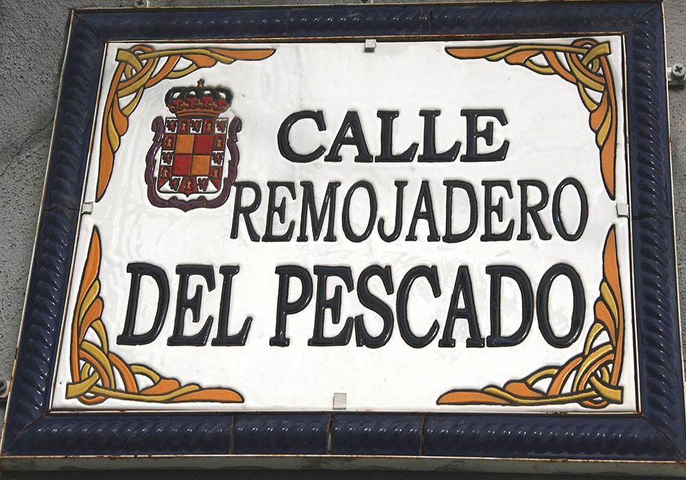 Calle Calleja Placas Curiosas
