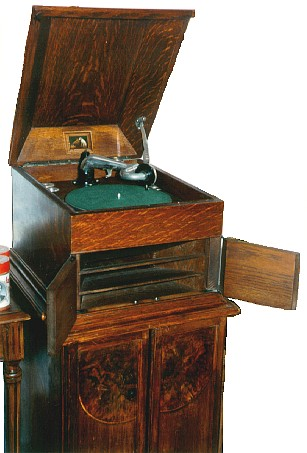 aba phonographe3 phonographe la voix de son ma tre 1924. Black Bedroom Furniture Sets. Home Design Ideas