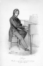 Franz Liszt me dio su nombre