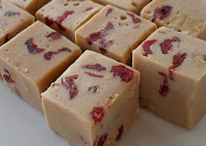 maple walnut fudge-2 variations