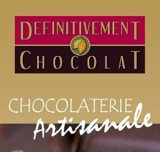 Logo définitivement chocolat