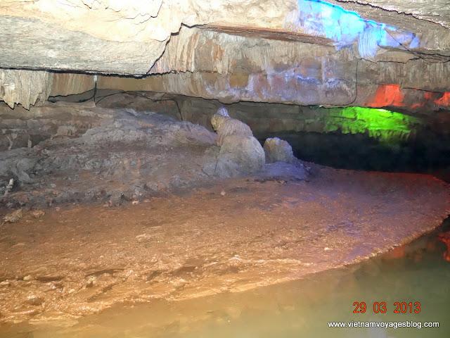 Merveille grotte de Galaxie - Ninh Binh