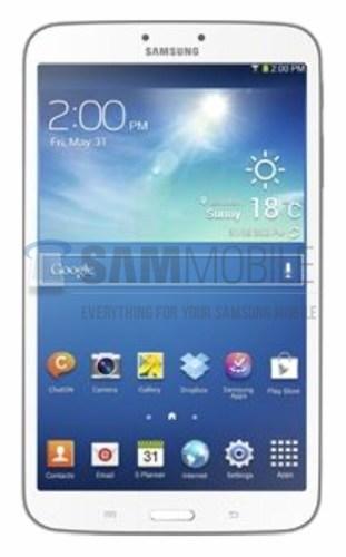 Prima immagine ufficiosa e caratteristiche hardware quasi sicure svelate per il prossimo tablet Android di Samsung da 8 pollici di diagonale