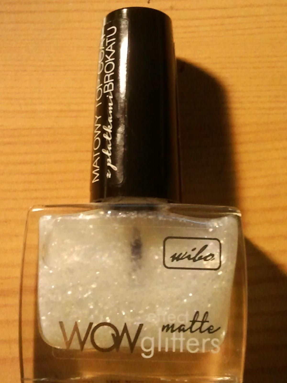 Wibo Wow effect matte glitters nr2