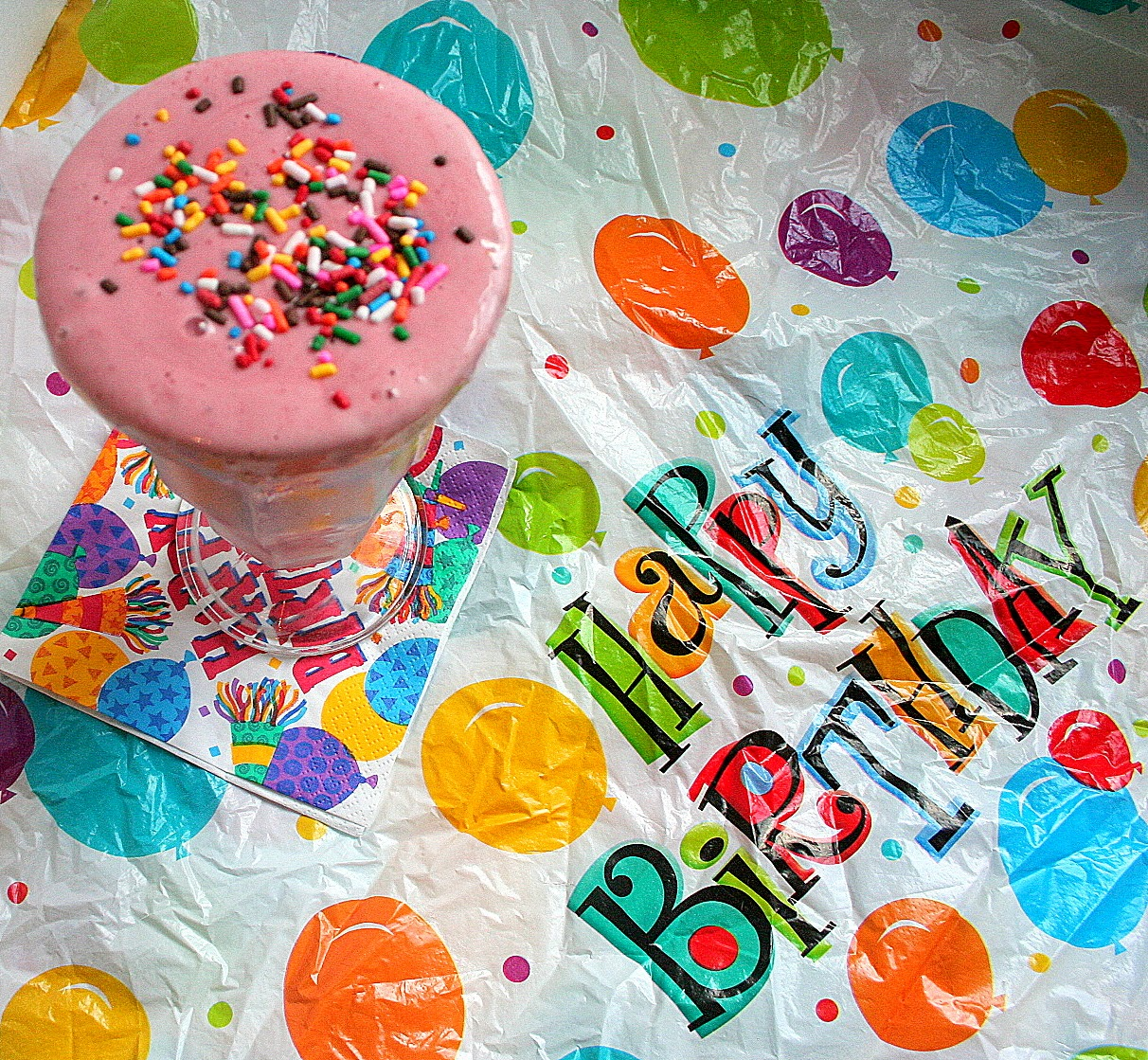 I Used My Birthday Cake AboutTime Protein Flavor That Only Has 4 Ingredients You Can Pronounce Cold Processed Ultra Micro Filtered Whey Isolate