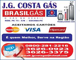 brasilgás goiana  disk gás