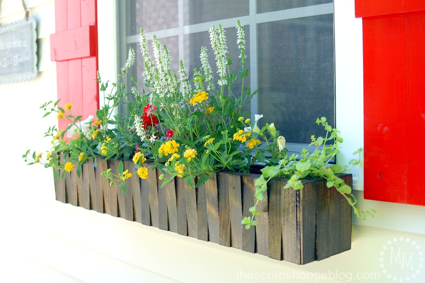 Make It Window Flower Box