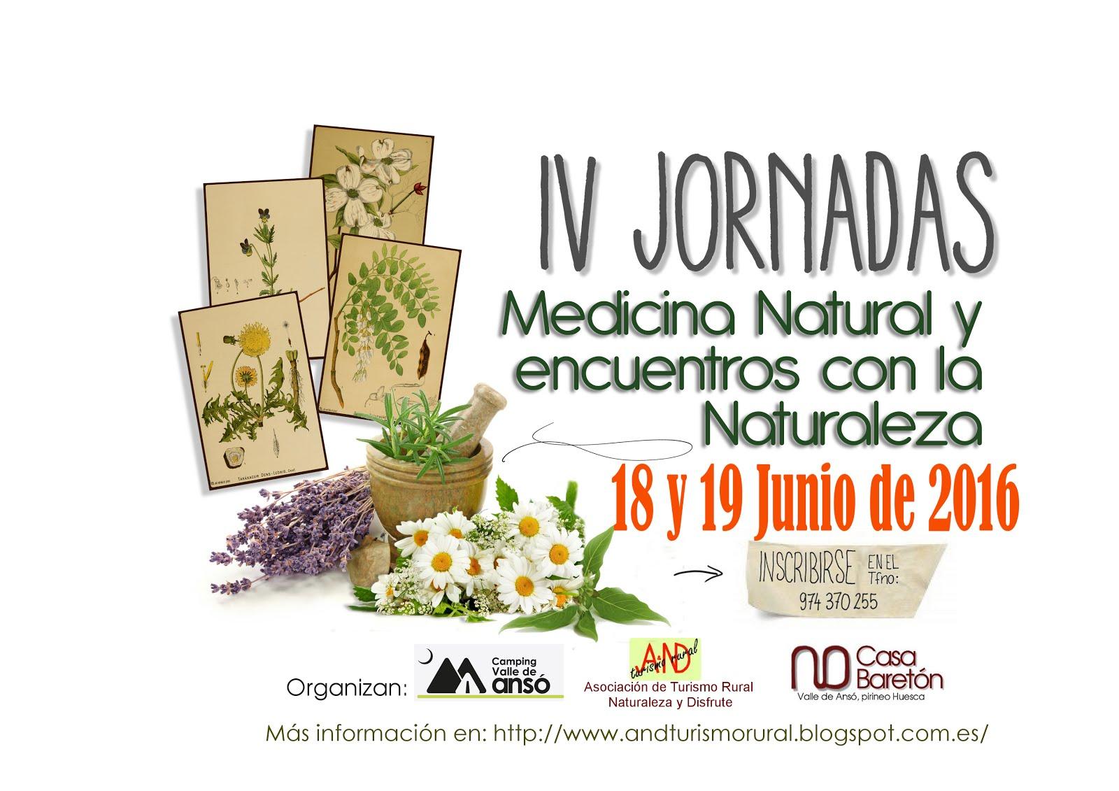 IV Jornadas de medicina natural