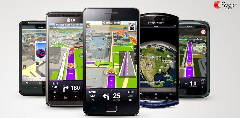 Sygic GPS Navitagion + Map Indonesia