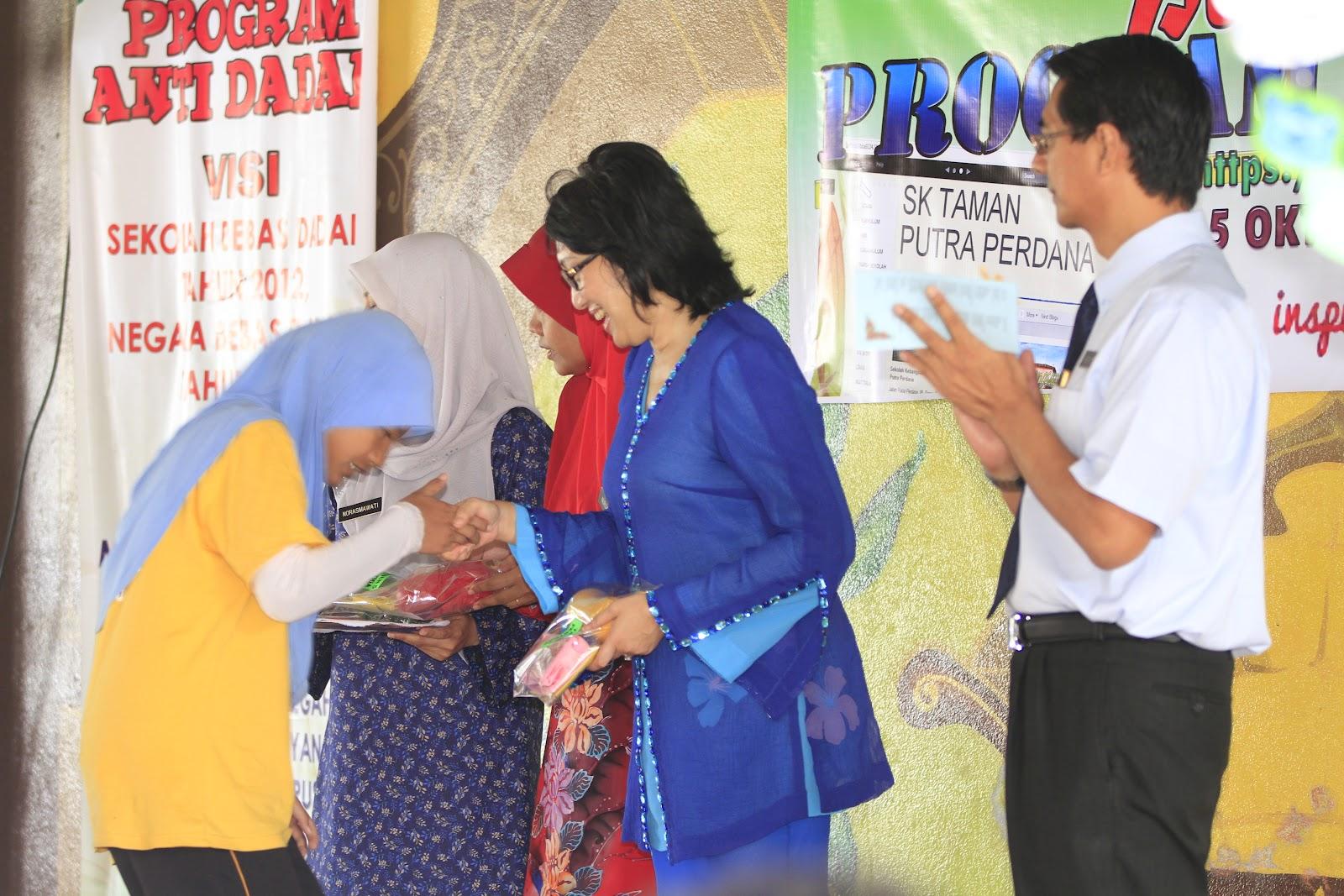 ... Putra Perdana: PELANCARAN DAN PERASMIAN FROG VLE PERINGKAT SKTPP 2012