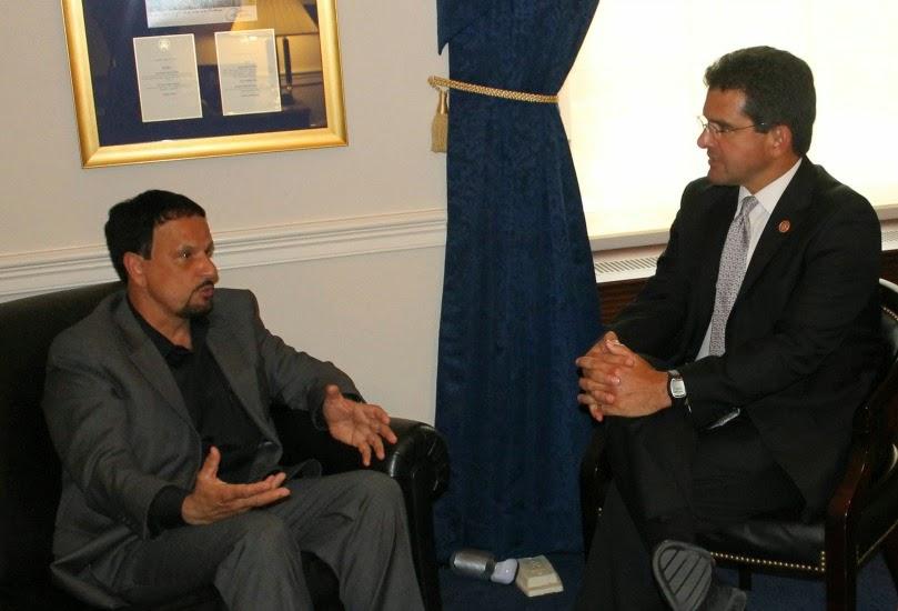 Pierluisi discute reforma con Asesor Técnico