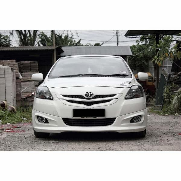 Body Kit Toyota Vios Aeroklas 2007-2012