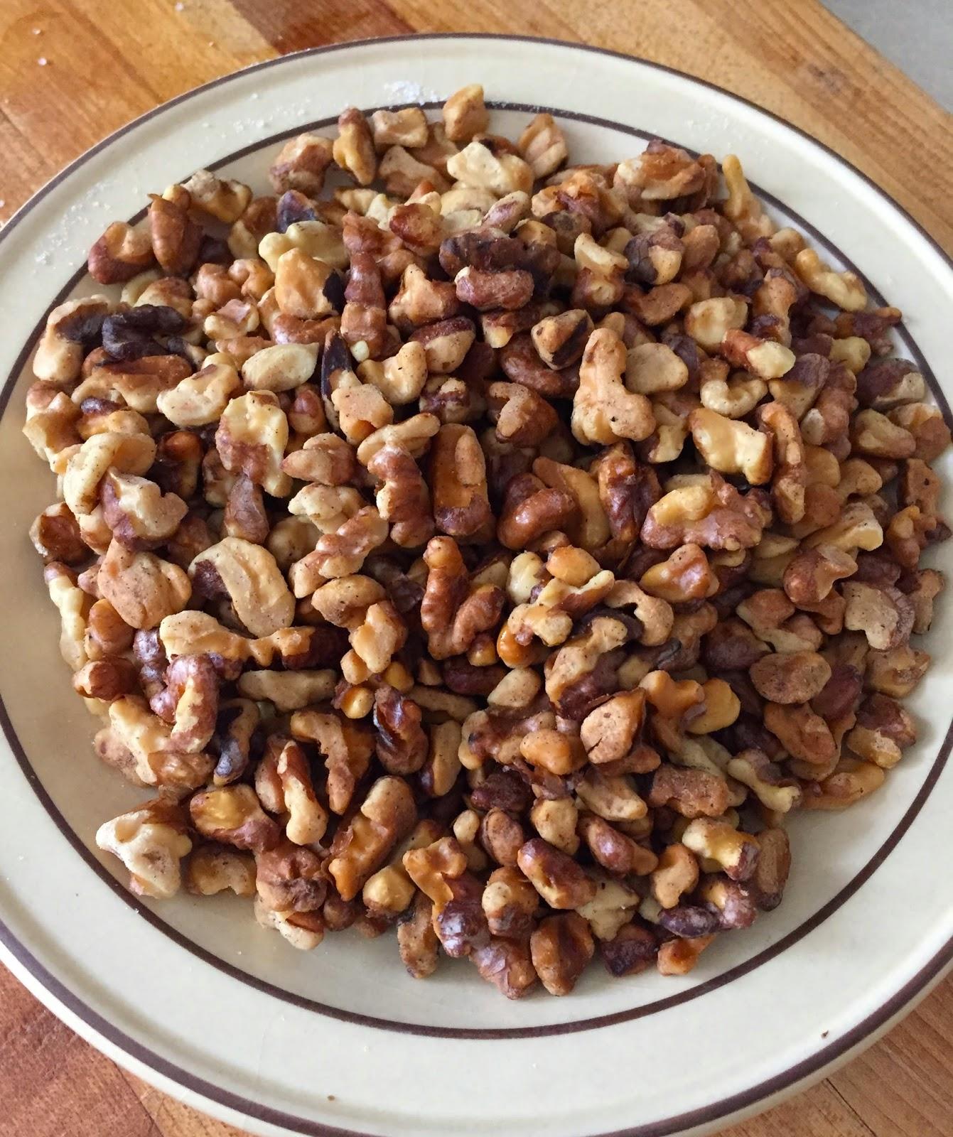 Toasted Walnuts Veega