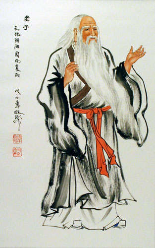 laozi and dao Some stories about laozi, the dao de jing, and daoism are described below earliest life one story about him is that his name was li er (李耳).