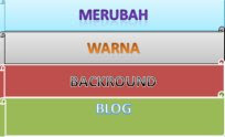 CARA MERUBAH BACKGROUND BLOG