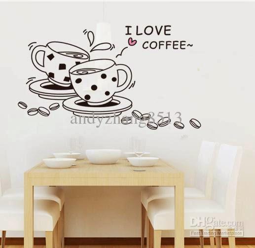 Muebles y decoraci n de interiores modernos stickers para for Stickers para decorar paredes