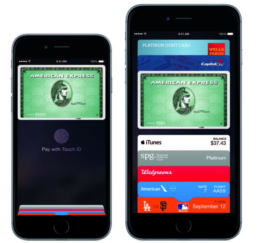 Apple Pay Screen Shot